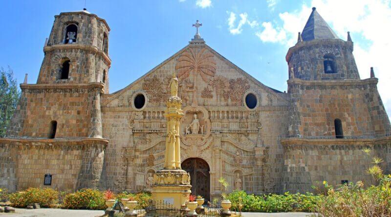 Miagao Church Iloilo