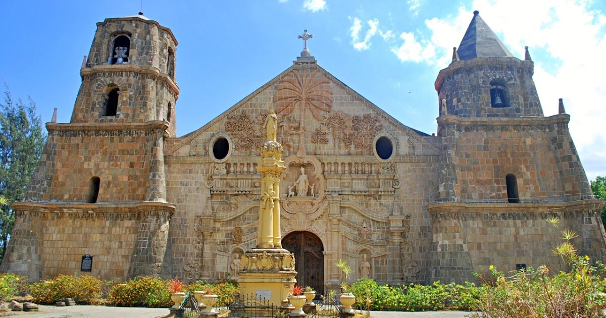 Miagao Church Iloilo