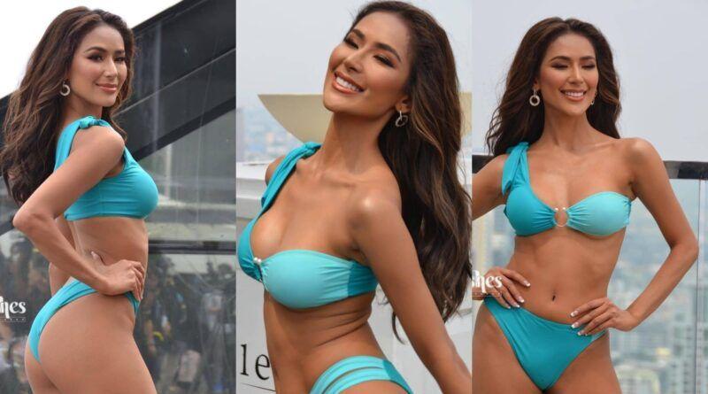 Miss Grand International Philippines 2020 Samantha Bernardo Swimsuit Competition