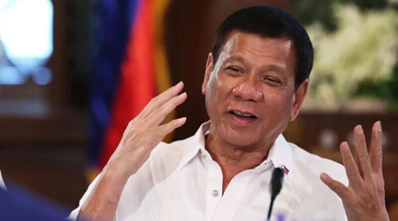 President Duterte thanked countries who donated COVAX