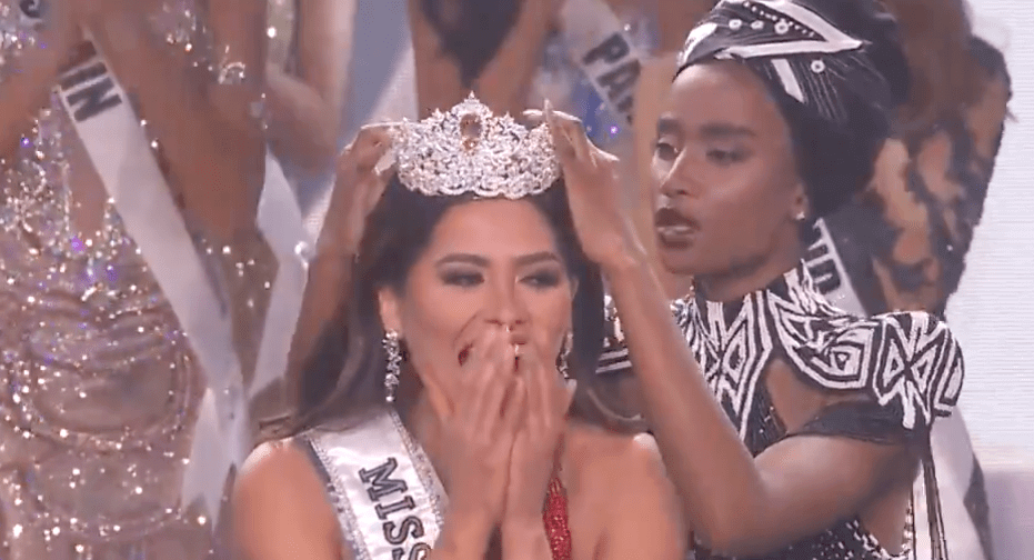 Miss Universe 2020: Miss Mexico Andrea Meza crowned as the winner