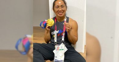 Hidilyn Diaz reveals story behind miraculous medal