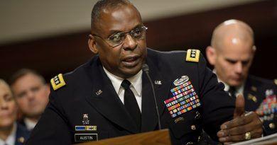 Army General Lloyd Austin